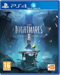 Đĩa Game Little Nightmares 2 PS4