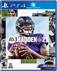 Game MADDEN NFL 21 PS4