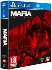 Đĩa Game PS4 Mafia Trilogy
