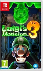 Game Nintendo Switch Luigi's Mansion