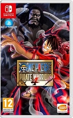 Game Nintendo Switch ONE PIECE: PIRATE WARRIORS 4