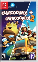 Game Nintendo Switch Overcooked 1+2 Special Edition