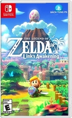 Game The Legend of Zelda Link's Awakening Nintendo Switch
