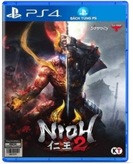 Đĩa Game Nioh 2 PS4