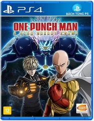 Game One Punch Man A Hero Nobody Knows