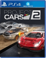 Project CAR 2 Ps4