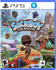 Đĩa Game Sackboy A Big Adventure PS5