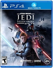 Đĩa Game PS4 Star Wars JEDI Fallen Order EA
