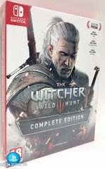 Game the witcher wild 3 hunt complete edition Nintendo Switch