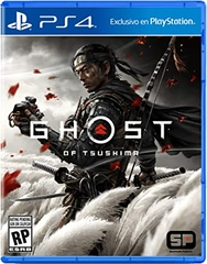 [ Pre-oder  ]-Ghost of Tsushima Ps4