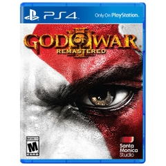 God Of War 3 Remasterd PS4-2nd