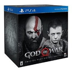 God of War Collector's Edition -Us