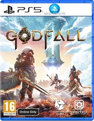 Đĩa Game GodFall PS5