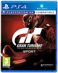 Gran Turismo Sport -The Real Driving Simulator