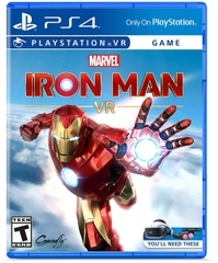 Đĩa game Iron Man VR