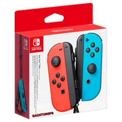 Bộ Joy-Con Controllers (Neon Red and Blue)