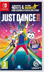 Game Just Dance 2018 Nintendo Switch