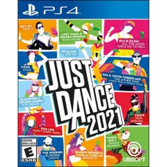Game Just Dance 2021 PS4&PS5