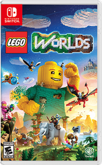 Game Lego Worlds Nintendo Switch