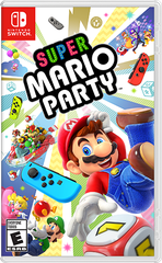 Game Super Mario Party Nintendo Switch