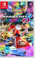 Game Mario Kart 8 DeLuxe Nintendo Switch
