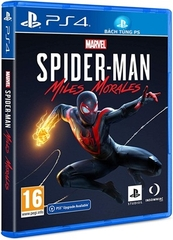Marvel's SpiderMan: Miles Morales PS4