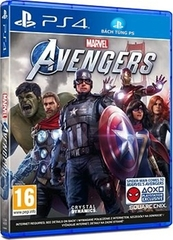 Đĩa Game Ps4 Marvel's Avengers