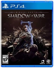 Middle Earth :Shadow Of War  PS4 hệ US