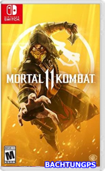 Game Mortal Kombat 11 Nintendo Switch