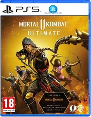 Đĩa Game Mortal Kombat 11 Ultimate