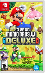 Game New Super Mario Bros.U Deluxe Nintendo Switch