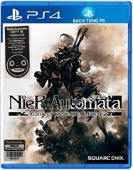 Nier: Automata_ Game Of The YoRHa Edition Ps4 ( Bản Full + DLC )