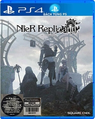 Game Nier Replicant ver Ps4