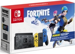 Máy Nintendo Switch Fortnite Edition