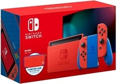 Máy Nintendo Switch Mario Red & Blue Edition