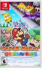 Game Paper Mario The Origami King Nintendo