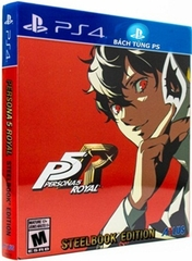 Persona 5 Royal Steelbook Edition