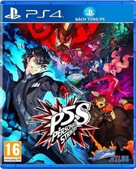 Đĩa Game Persona 5 Strikers PS4