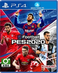 Game Pes 2020 ps4 hệ Asia ( Digital )