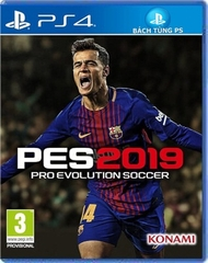 Pes 2019 Ps4 -2nd