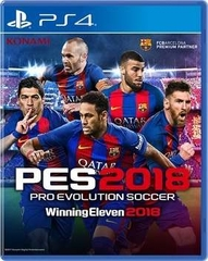 Pes 2018 Hệ Asia  Ps4-2nd