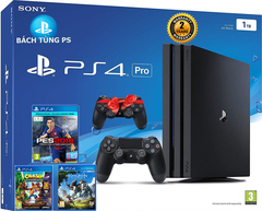 Máy chơi game SONY PS4 PRO Family Package