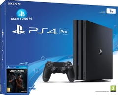 PS4 PRO 1TB TẶNG KÈM UNCHARTED THE LOST LEGACY
