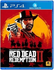Red Dead Redemption 2 PS4 hệ Asia