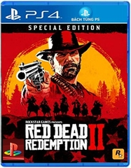 Red Dead Redemption 2 ( Special Edition) Hệ Châu Á Ps4