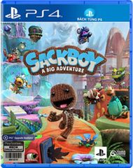 Game Sackboy A Big Adventure Ps4