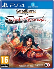 Samurai Warriors: Spirit of Sanada Ps4