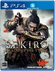 Sekiro: Shadow Die Twice Ps4