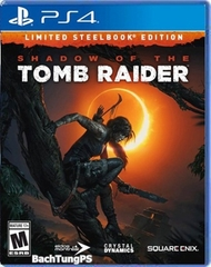 Shadow of Tomb Raider SteelBook Edition