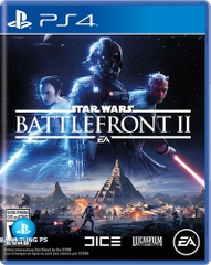 Đĩa game PS4 :Star Wars Battlefront II
